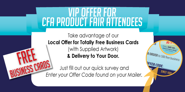 Vip offer the responsive mailroom get your top of the line business cards reheart Images